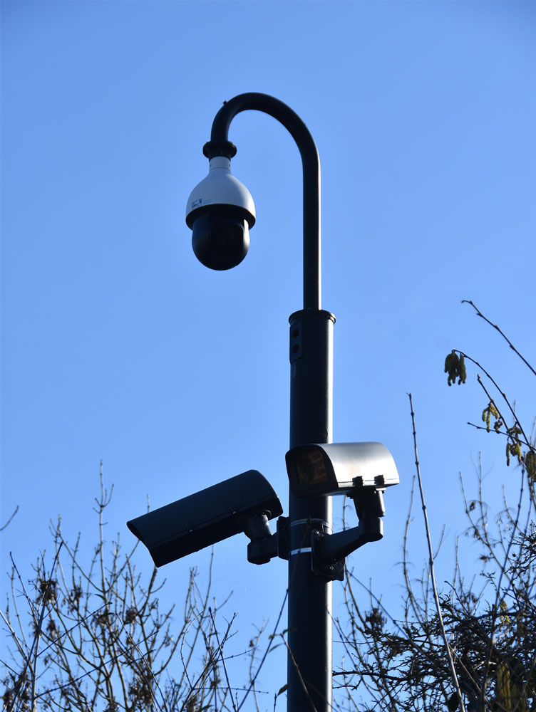 Bespoke home security systems