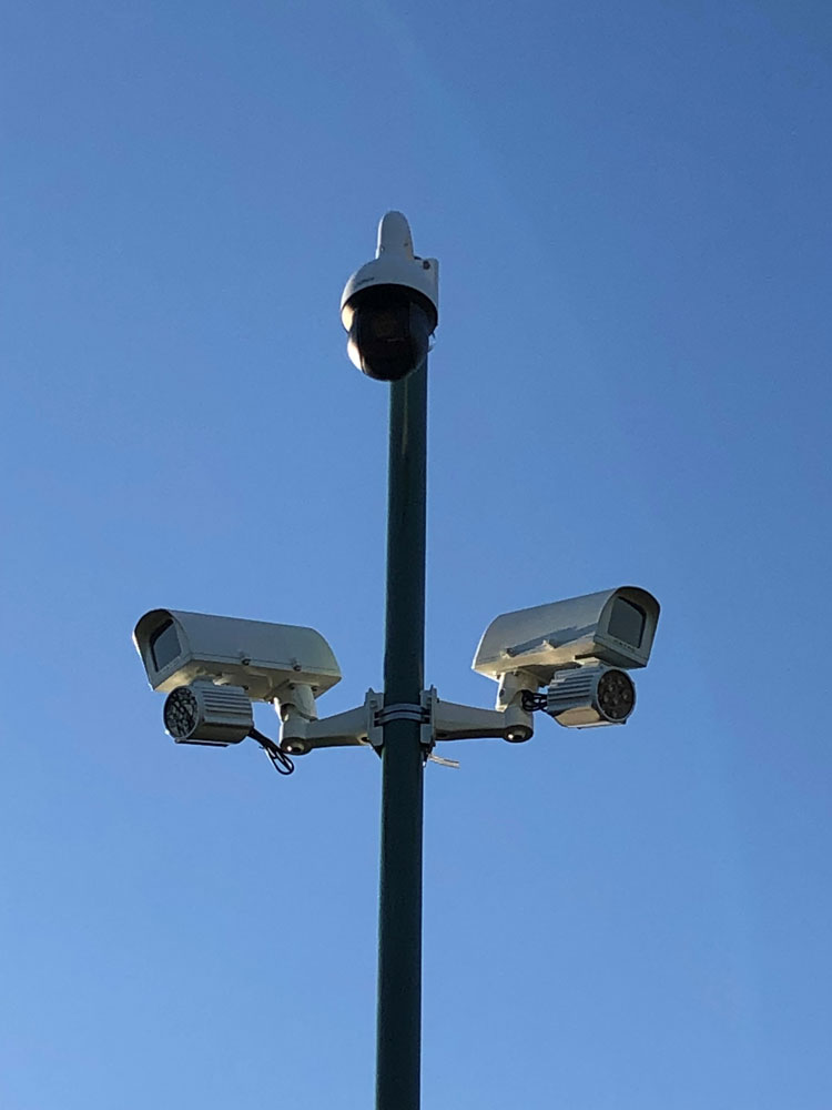 Motion detection systems